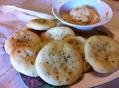 Focaccine di patate con hummus – Vegan blog – Ricette Vegan – Vegane – Cruelty Free