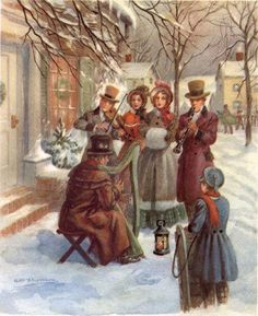 Christmas Misc Vintage Cards for Xmas and Holidays, Vintage Misc - Misc - Vintages Cards - misc, vintage, xmas, christmas, holidays, free, clipart,