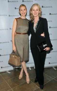 Caroline Lagerfelt (Seen wearing diamond earrings by http://www.jewelryon7th.com) and Kelly Rutherford - Gossip Girls