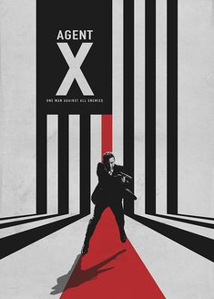 Cancelled/Ended 2015-2016:       Agent X (TV Series 2015) TNT  -  ACTION / DRAMA