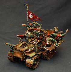 Adepticon 2011 Army - Mad Morks - - Forum - DakkaDakka | My other army is painted.