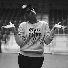 Beyonce // B-side Can I Live Sweatshirt