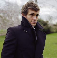 Hugh Dancy- I kind of can't stand Claire Danes because she gets to come home to this man every day...
