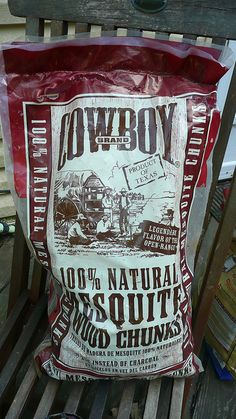 Preferred smoking wood chips for ribs, pork loin, etc. #grilling #woodsmoking