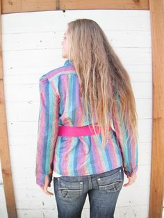 15 OFF SALE 1970's Paisley and stripes by ArieleSierraDesigns, $14.99