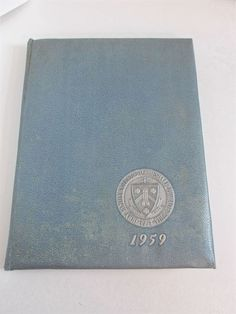 #HolyFamilyCollege 1959 Yearbook Torresdale Philadelphia