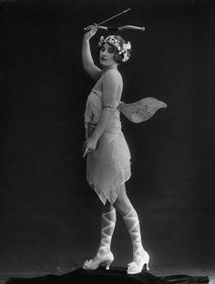Eileen Leslie by Bassano, 1917