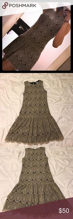 DKNY dress Perfect condition! Super fun yet classy dress DKNY Dresses