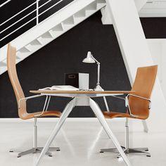 Arne Jacobsen Oxford Chair-highback
