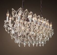 Vintage Crystal Chandelier Lighting Rustic Candle Chandeliers Pendant Lamp Hanging Light for Home and Restaurant _ - AliExpress Mobile Version - Vintage Crystal Chandelier, Crystal Chandelier Lighting, Chandelier Ceiling Lights, Candle Chandelier, Hanging Lights, Pendant Lamp, Crystal Lights, Linear Chandelier, Ceiling Fan