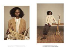 Debra Shaw (Encens Magazine) Francesco Brigida - Photographer Samuel Drira - Fashion Editor/Stylist Olivier Schawalder - Hair Stylist Megumi Zlatoff - Makeup Artist