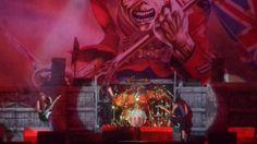 Iron Maiden: The Trooper @ Sonisphere rockt Allmend 2016.06.03