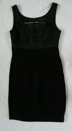 Designer-Etuikleid Ashley Brooke Gr rosé-schwarz-weiß 44 A009.826# NEU