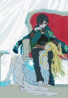 Anime Couples Drawings, Anime Couples Manga, Chica Anime Manga, Kawaii Anime Girl, Anime Art Girl, Manga Art, Cute Anime Coupes, Romantic Manga, Manga Collection