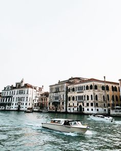 Sincerely Jules in Venice