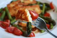 """""""The Collective haloumi makes THE most delcious accompaniment to any salad! Squeaky salads rock"""" #haloumi #salad #healthy #YUM"""