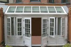 French casement windows are best choices reflecting excellent durability, security and also stylish design. Find more details about French casement window here. Orangerie Extension, Extension Veranda, French Casement Windows, French Doors, Outdoor Rooms, Outdoor Living, Screened Porch Designs, Screened Porch Decorating, Recycled Windows