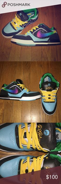 Beautiful Nikes! Never worn! Zoom Air Paul Rodriguez! Nike Shoes Sneakers