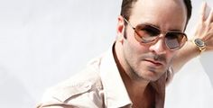 The fab Tom Ford. Great Glasses!  http://newnownext.mtvnimages.com/2012/10/tom-ford-dad.jpg
