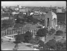 [Hyde Park, 1940s] [picture] : [Sydney, New South Wales]