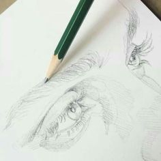 Likes, 80 Comments - Ruth Speer ( Pencil Art, Pencil Drawings, Art Drawings, Ruth Speer, Wow Art, Pencil Portrait, Painting & Drawing, Drawing Eyes, Art Tutorials
