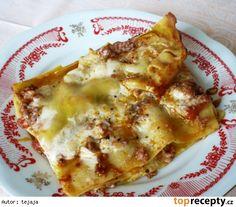 Lasagne (original) Pizza, Cheese, The Originals, Fit, Lasagna, Shape