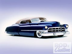 1950 Caddy. CLICK the PICTURE or check out my BLOG for more: http://automobilevehiclequotes.tumblr.com/#1506270331