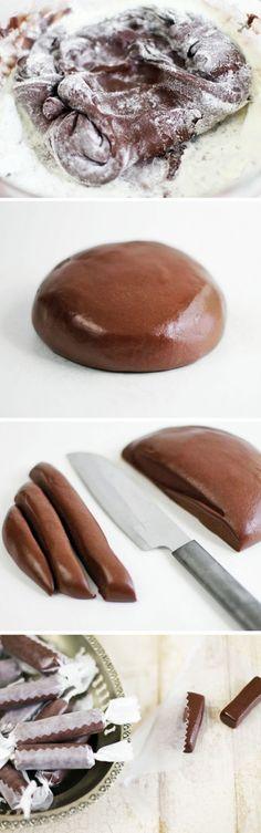 Homemade-Tootsie-Rolls