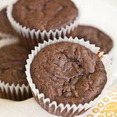 Chocolate  Zucchini  Muffins  - parenting.com
