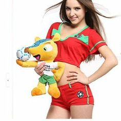 2014 Brazil World Cup Fuleco Plush Toy 25cm - Come ON, Baby Brazil World Cup, World Cup 2014, Lionel Messi, Fifa, Plush, Toys, Baby, Brazil, Champs