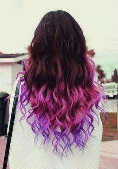 Frisuren mit Violett, Lavendel, Flieder, Violett-Highlights #neueFrisuren#frisuren#2017#bestfrisuren#bestenhaar#beliebtehaar#haarmode#mode#Haarschnitte #2018 #haarfarben