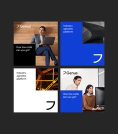 Bold   Genus Brand Identity Design, Corporate Design, Branding Design, Web Design, Graphic Design, Ui Design Inspiration, Design System, Instagram Design, Social Media Design