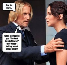 Feb 29, 2012 Hunger Games: Jennifer Lawrence and Kristen Stewart hate each other? Description from ohydul.sourceforge.net. I searched for this on bing.com/images