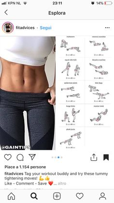 Great Ab Workouts, Buddy Workouts, Lunges, Squats, Reverse Crunches, Bicycle Crunches, How To Lose Weight Fast, Get Skinny, Scouts