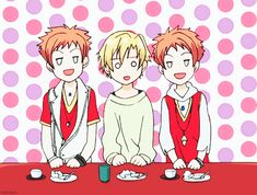 Ouran High School Host Club gif. Can't you just watch this forever...?