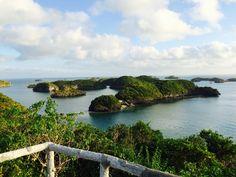 Hundred Islands National Park, Philippines