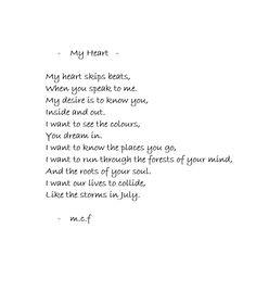 #MyHeart#poetry#m.c.f