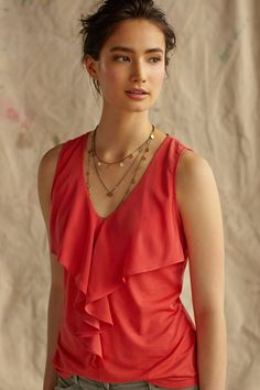 Pinna Top by Deletta - anthropologie.com