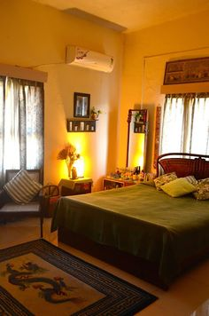 Today, we have yet another home tour on the blog which boasts of a unique personality. It's the abode of Saswati Hota from Goa. Saswati i...