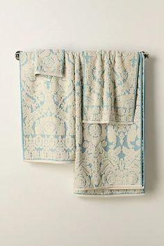 """Perpetual Blooms Towels"" https://sumally.com/p/536899"