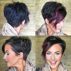 A little pixie 360 for all my short haired lovas!