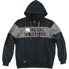 Metal Mulisha Krew Killer Mens Sweatshirts Jackets Pullover Hoodies