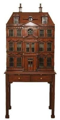 Maitland Smith Cabinet Dollhouse   eBay I want this really bad, it is actually a bar, it lights up on the inside..........