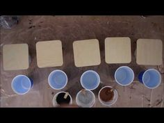 How To Make Your Own Coasters | Golden Fluid Acrylics | Paint Pour | Fluid Painting | Jasvir Kambo - YouTube