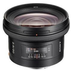 Sony SAL20F28 - Objetivo para cámara Réflex 20 mm F/2.8 (rosca para Filtro de 72 mm) B000GSXW60 - http://www.comprartabletas.es/sony-sal20f28-objetivo-para-camara-reflex-20-mm-f2-8-rosca-para-filtro-de-72-mm-b000gsxw60.html