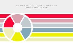 52 Weeks of Color :: Week 28 | brandigirlblog.com