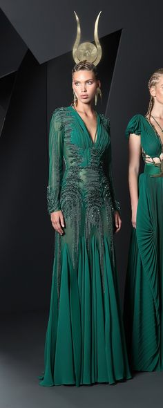 Basil Soda Fall-winter 2016-2017 - Couture - http://www.orientpalms.com/Basil-Soda-6247