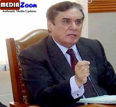 Mediazoon: Chairman NAB Justice Javed Iqbal rejected Sharjeel Memon's impression of the injustice and said that now there will be no blame on accountability