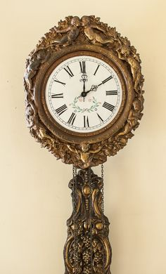 Lot 399 Howard Miller Morbier Clock Louis Jaquine St
