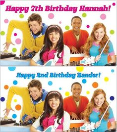 Custom Vinyl Fresh Beat Band Birthday Party Banner Decorations with Child's Name - A beautiful showpiece for your child's birthday and a wonderful keepsake. Dimensions: 3' x 1.6' Printed on high quality, white 10oz. vinyl, which is flexible material with a matte finish and is fade-resistant, tear-resistant, and flame-retardant. Banners are professionally printed and are shipped rolled. Your banner will never be folded, so it will have no creases. $29.95
